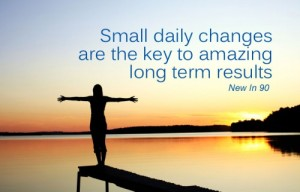 Small-daily-changes